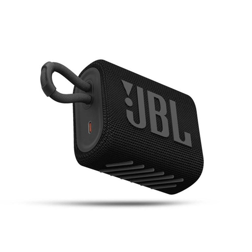 تصویر اسپیکر بلوتوث قابل حمل جی بی ال مدل Go 3
