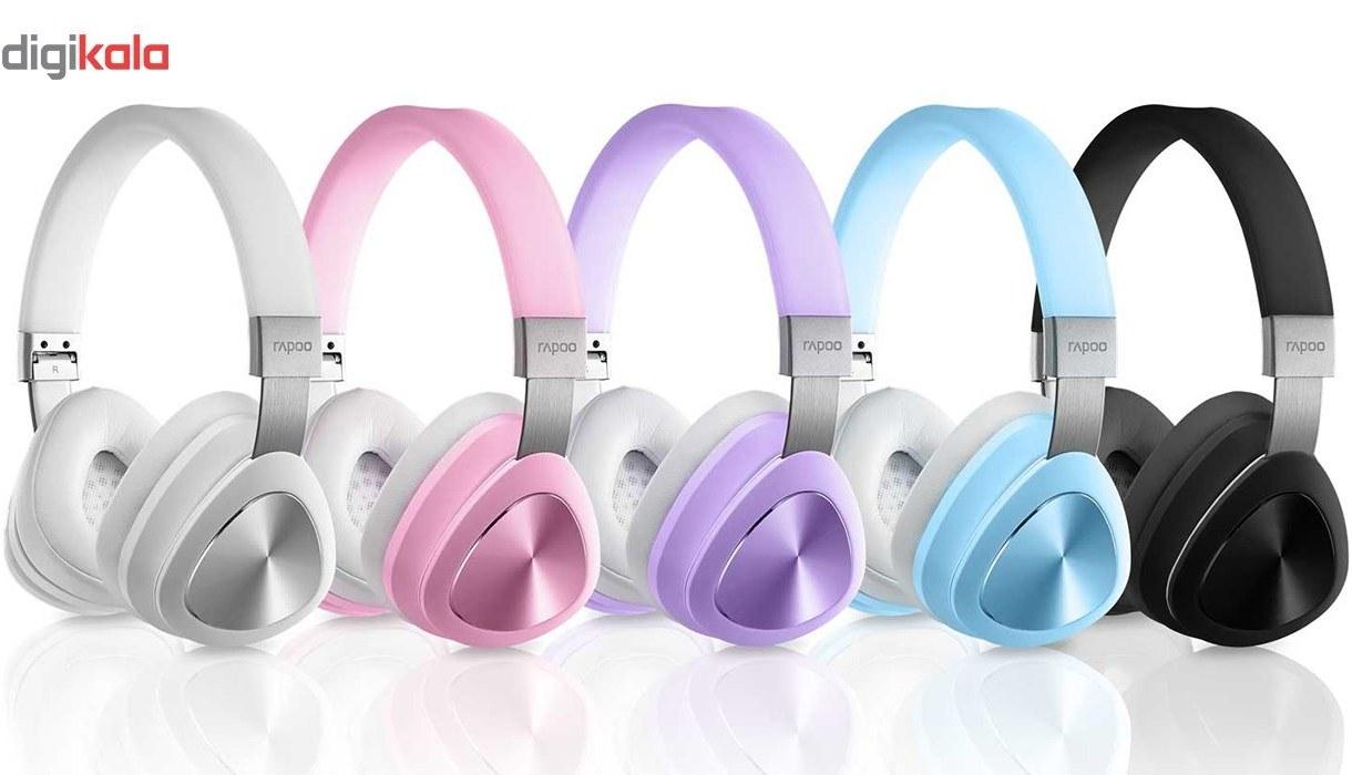 img هدفون رپو مدل S700 Rapoo S700 Headphones