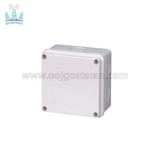 تصویر جعبه تقسیم روکار پلاستیکی سهند 10×10