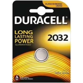 تصویر باتری سکه ای دوراسل مدل 2032 Duracell 2032 Lithium Battery