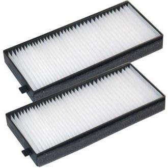 فیلتر کابین خودرو سرعت فیلتر مدل C325 مناسب برای کیا ریو و تیبا بسته 2 عددی |