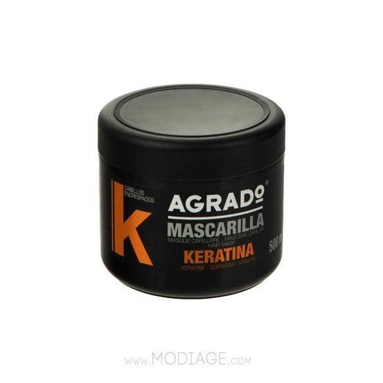 عکس ماسک مو کراتين آگرادو AGRADO AGRADO keratin complex hair mask ماسک-مو-کراتین-اگرادو-agrado
