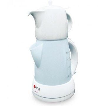 تصویر چاي ساز ریوالد مدل پانيني سفید کد22221