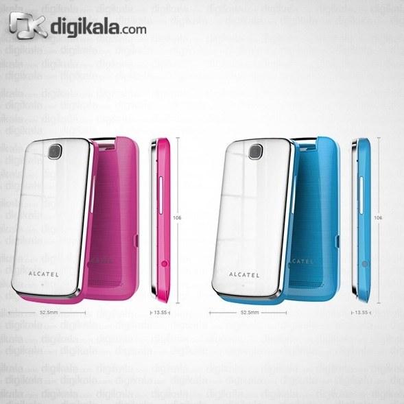 img گوشی آلکاتل وان تاچ 2010D | ظرفیت 128 مگابایت Alcatel One Touch 2010D | 128MB