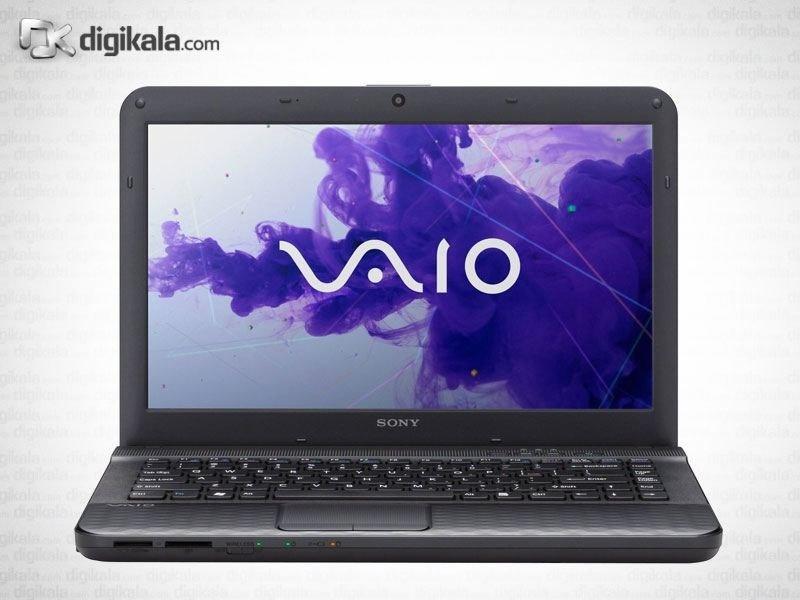 img لپ تاپ ۱۴ اینچ سونی VAIO EG23FX Sony VAIO EG23FX | 14 inch | Core i3 | 4GB | 640GB