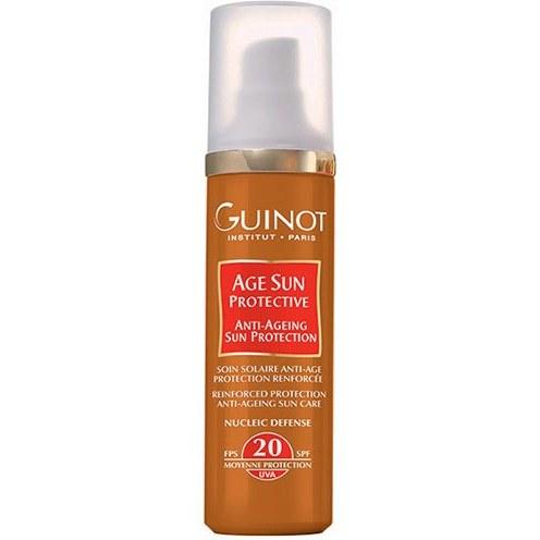 کرم ضد آفتاب ایج سان پروتکتیو گینو مدل Age Sun Protective SPF20