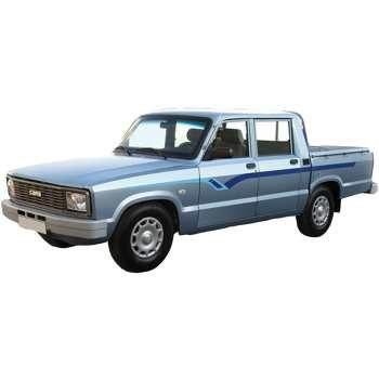 خودرو مزدا 2000 وانت دنده ای سال 1395 | Mazda Pickup 2000 Double Cabin 1395 MT