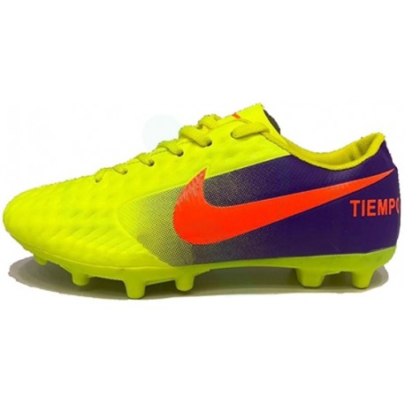 کفش فوتبال سایز کوچک نایک مدل Nike Tiempo SMALL SIZE 2018