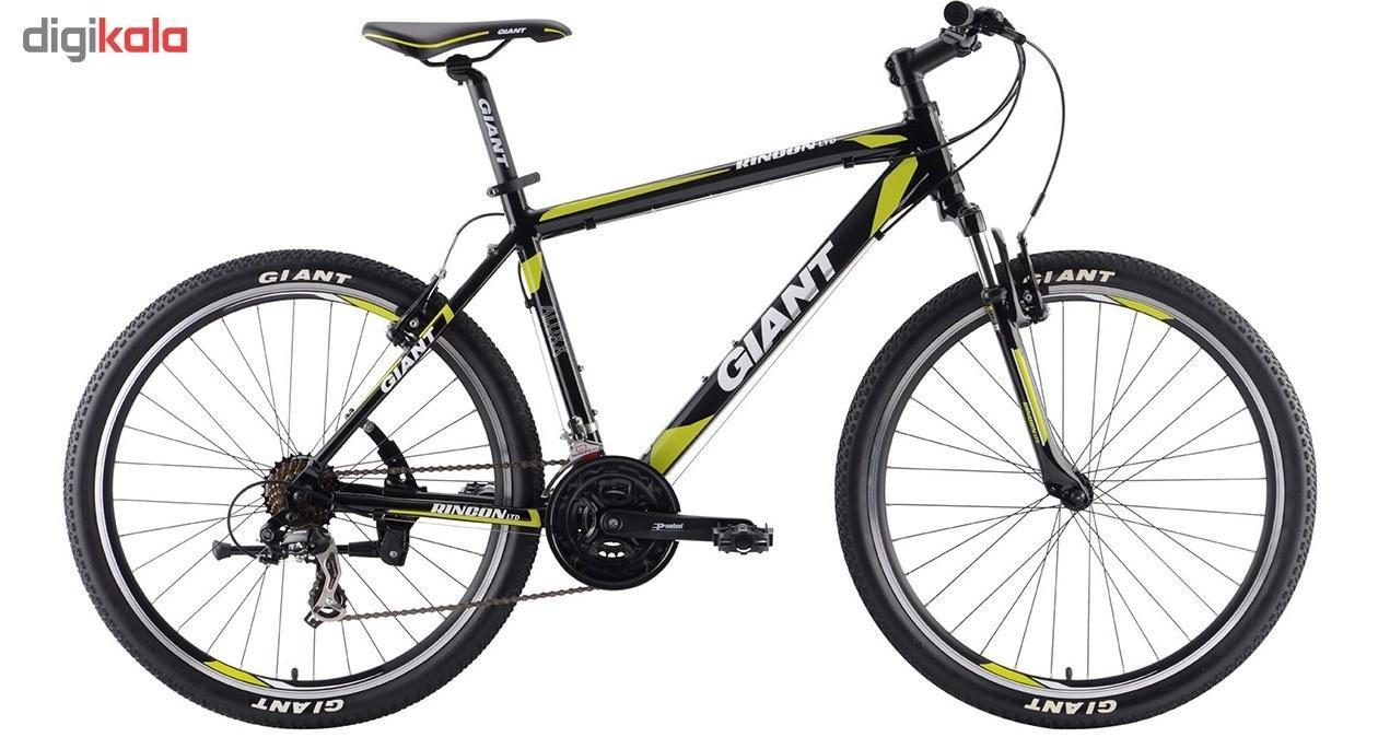 img دوچرخه کوهستان جاینت مدل (Rincon (2017 سایز 26 Giant Rincon Bicycle (2017) - 26
