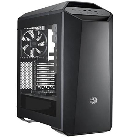 تصویر کولر Master MasterCase Maker 5 Case PC 'ATX، micro-ATX، Mini-ITX، USB 3.0، side windows' MCZ-005M-KWN00