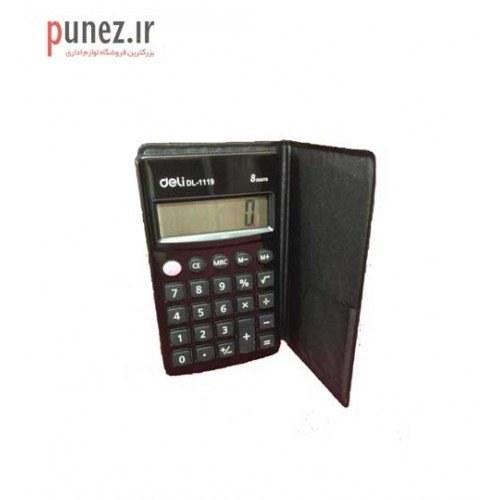 ماشین حساب دلی 8  رقم مدل 1119 کد 27