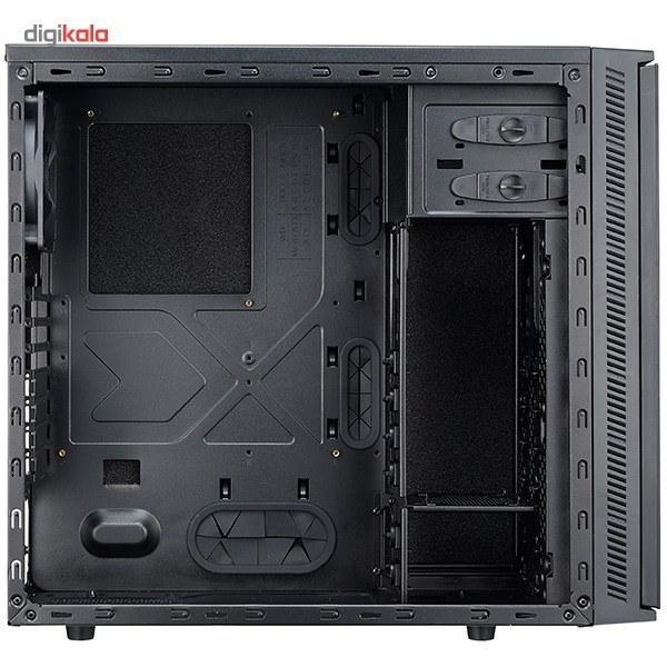 تصویر کیس کولرمستر مدل سیلنسیو 452 کیس Case کولر مستر SILENCIO 452 ATX Mid Tower Case