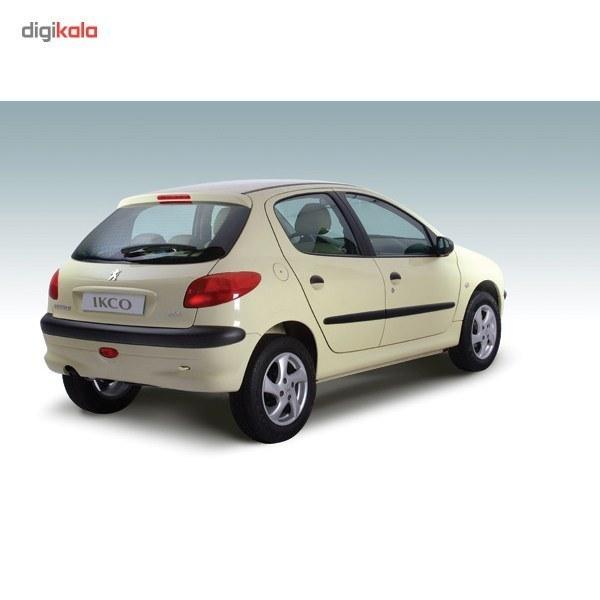 عکس خودرو پژو 206 تیپ 6 اتوماتیک سال 1395 Peugeot 206 Trim 6 1395 AT خودرو-پژو-206-تیپ-6-اتوماتیک-سال-1395 2