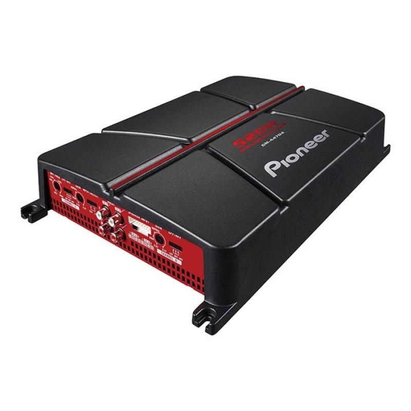 تصویر آمپلی فایر خودرو پایونیر GM-A4704 Pioneer GM-A4704 Car Amplifier