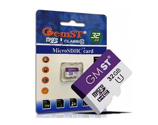 مموري ميكرو 32G پكدار ( Gemfast u1)