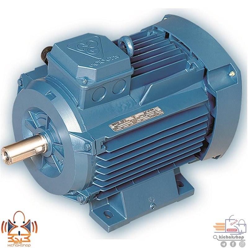 main images الکترو موتور موتوژن 3000دور 4کیلووات Motogen electro motor 4kw 3000RPM