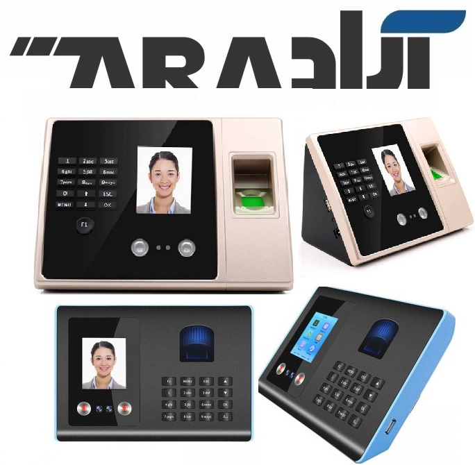 دستگاه حضور و غیاب تشخیص چهره مدل AR15B