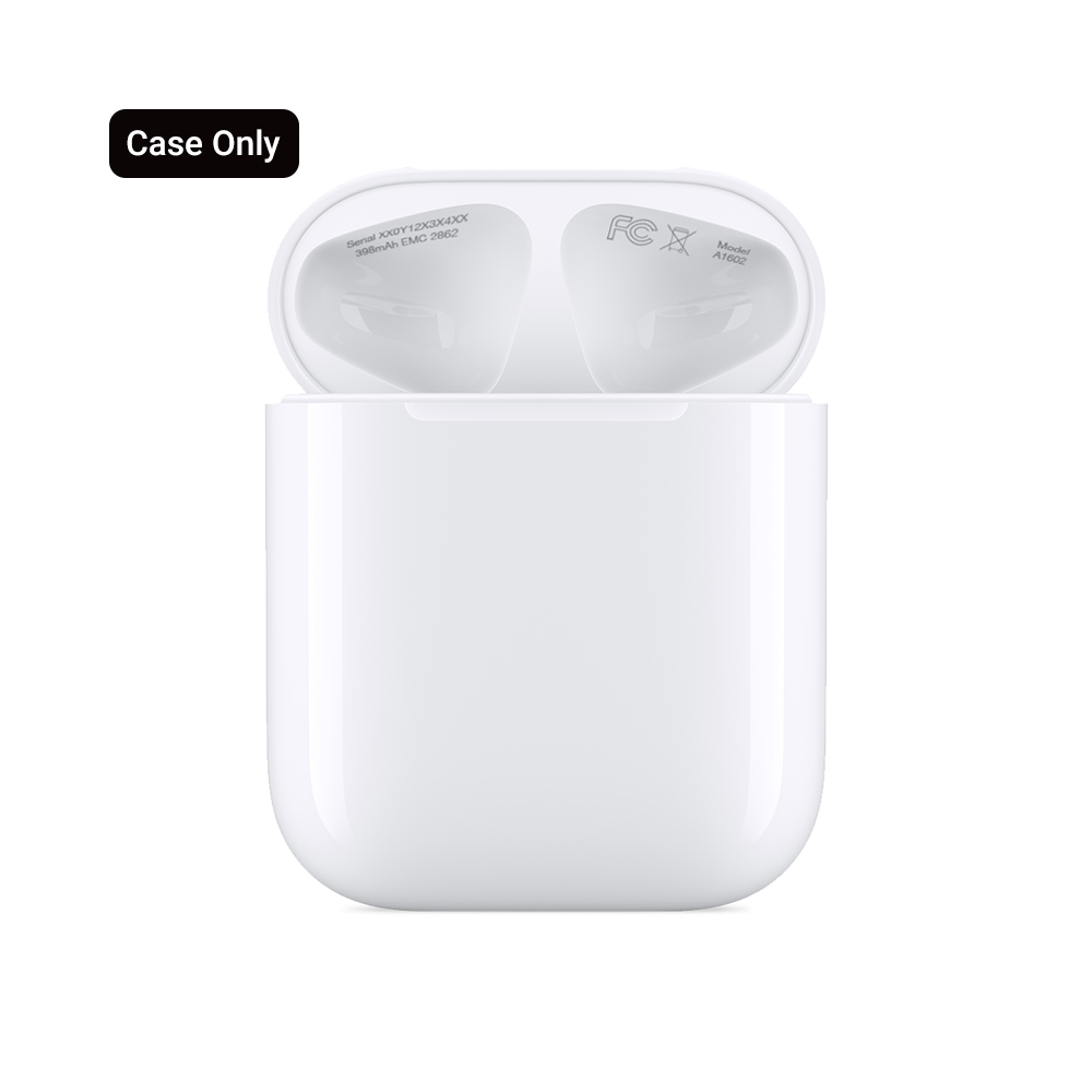 main images کیس شارژ ایرپاد ۲ نرمال Apple AirPods Case - 2 Generation - Case Only MV7N2 / A160