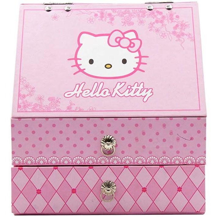 جعبه زیورآلات طرح هلوکیتیHello Kitty