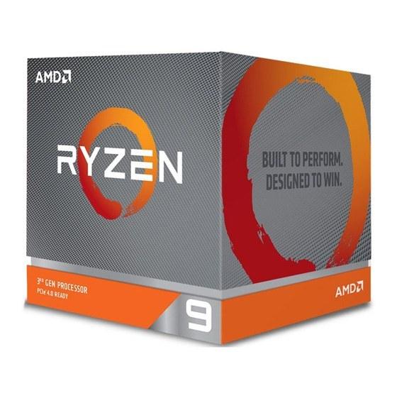 تصویر پردازنده مرکزی ای ام دی مدل RYZEN 9 3900X ا AMD RYZEN 9 3900X CPU AMD RYZEN 9 3900X CPU