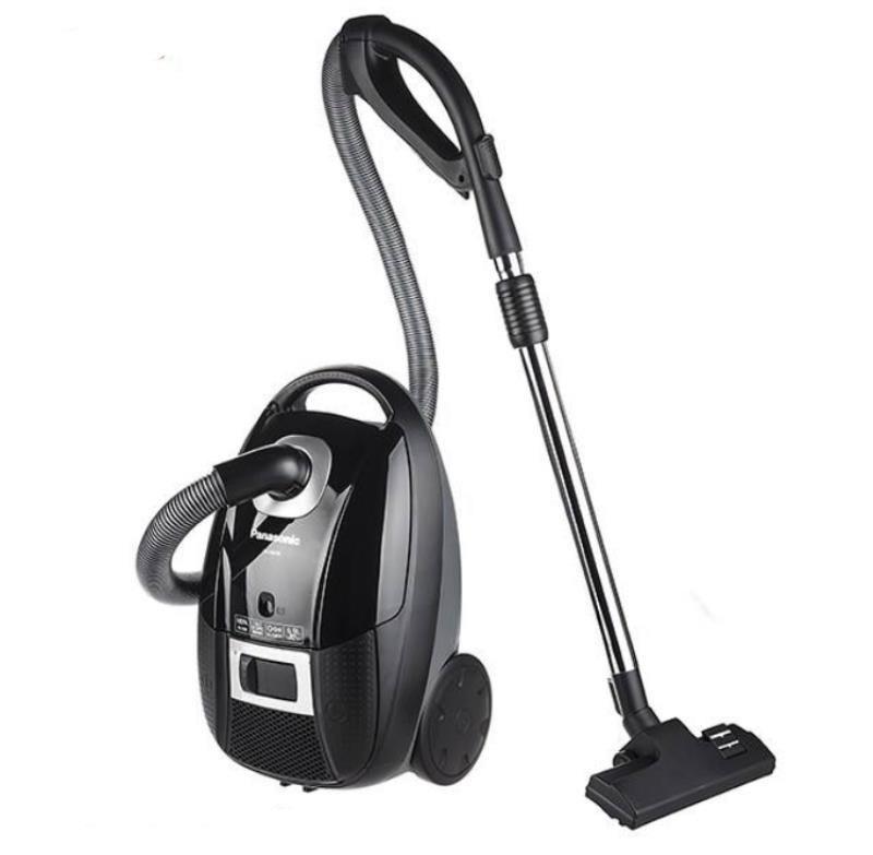 تصویر جاروبرقی پاناسونیک MC-CG715 رنگ مشکی Panasonic MC-CG715 Vacuum Cleaner