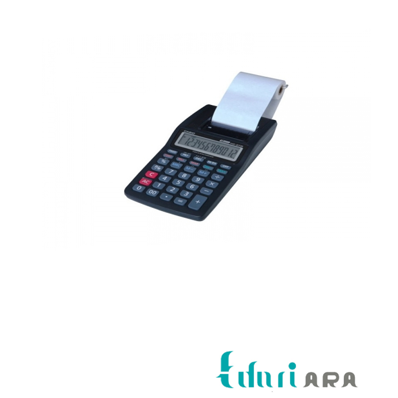 main images ماشین حساب HR-8TM-BK  کاسیو Casio HR-8TM-BK Calculator