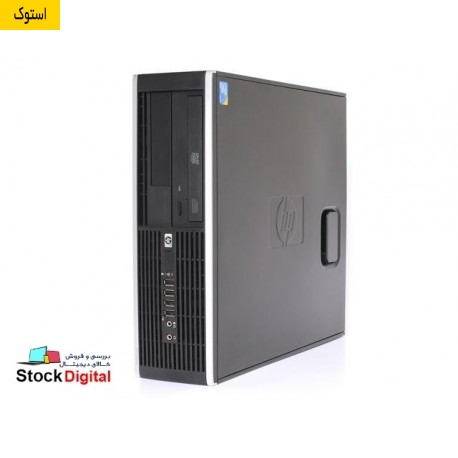 تصویر HP Compaq 8000 Elite E8400 2GB 160GB Intel Desktop Computer HP Compaq 8000