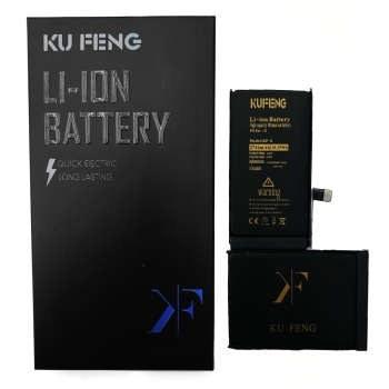 عکس باتری موبایل کافنگ مدل KF-X با ظرفیت 2716mAh مناسب برای گوشی های موبایل آیفون X             غیر اصل KUFENG KF-X 2716mAh Cell Phone Battery For iPhone X باتری-موبایل-کافنگ-مدل-kf-x-با-ظرفیت-2716mah-مناسب-برای-گوشی-های-موبایل-ایفون-x-غیر-اصل