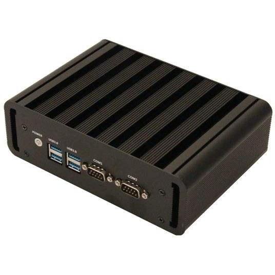 تصویر کامپیوتر کوچک اچ اس تی مدل Xi3-55-2L2C کیس آماده و نیمه آماده اچ اس تی Xi3-55-2L2C Mini PC