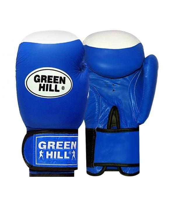 عکس دستکش بوکس چرم Green Hill  دستکش-بوکس-چرم-green-hill