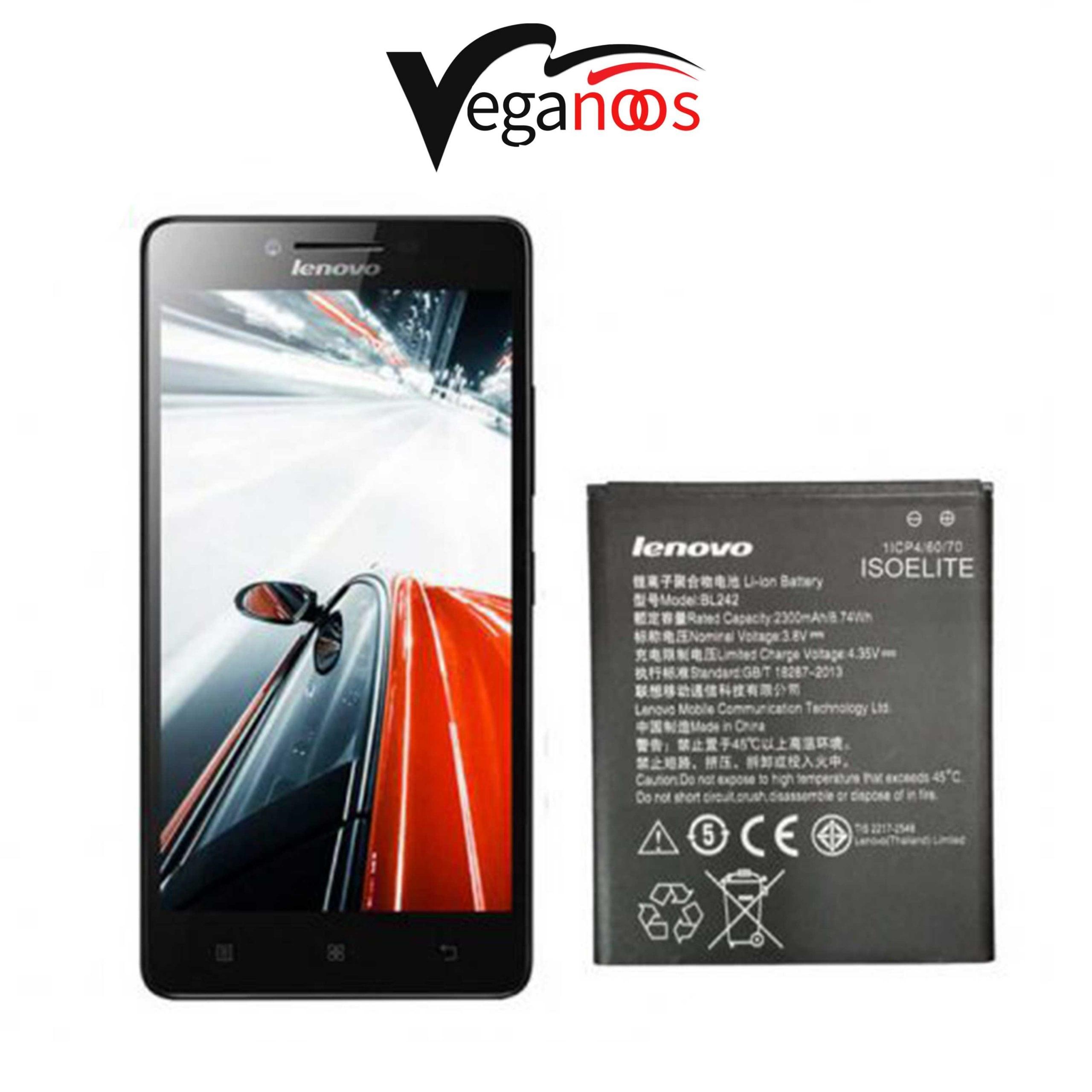 تصویر باتری اصلی گوشی لنوو Lenovo A6000 Plus- BL242