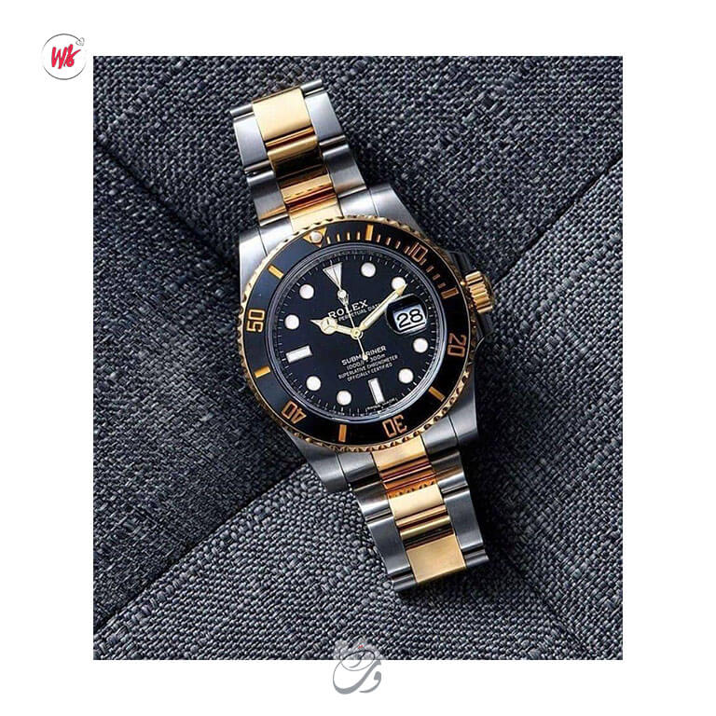 تصویر ساعت مردانه رولِکس Rolex Submariner