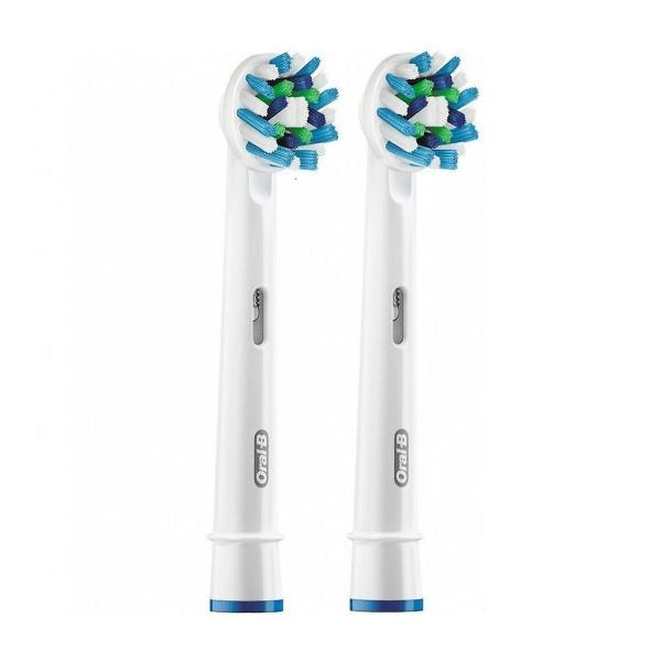 تصویر سری مسواک برقی اورال بی Cross Action Oral-B Cross Action Electric Toothbrush heads