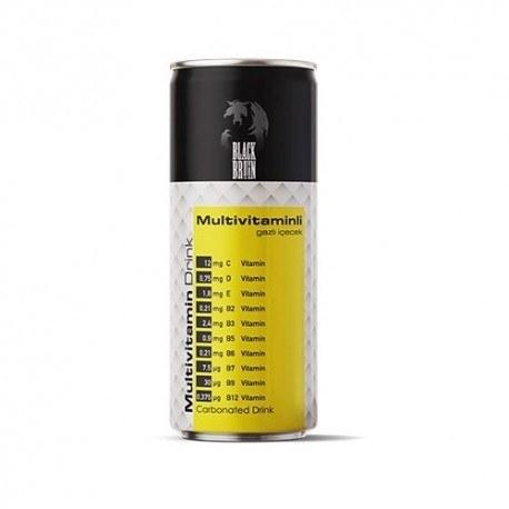 تصویر نوشیدنی مولتی ویتامین بلک برن 250ml 00331