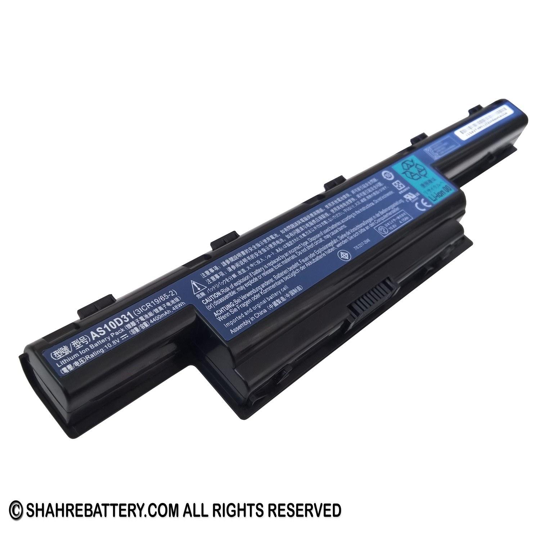 تصویر باتری اورجینال لپ تاپ ایسر Acer Aspire AS10D31