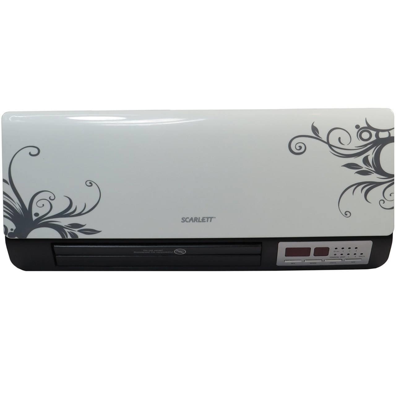 بخاری سرامیکی فن دار اسکارلت مدل SC-FH53K04 | scarlett SC-FH53K04 Ceramic fan heater