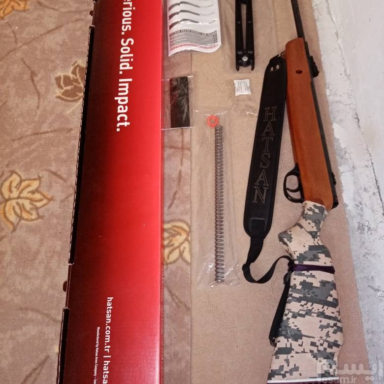 تفنگ بادی هاتسان 1100 رنجرآپاچی