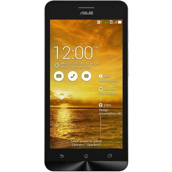 عکس گوشی موبایل ایسوس زنفون 5 با حافظه 16 گیگابایت دو سیم کارت موبایل ایسوس ZenFone 5 A500CG 16GB Dual SIM گوشی-موبایل-ایسوس-زنفون-5-با-حافظه-16-گیگابایت-دو-سیم-کارت