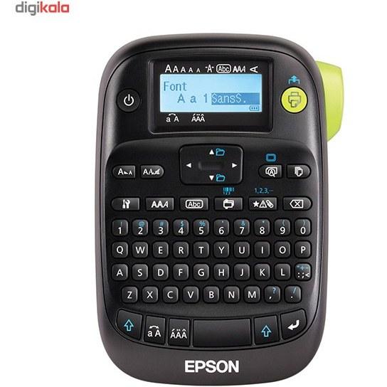 تصویر پرینتر حرارتی اپسون مدل LW-400 Epson LW-400 Labeller
