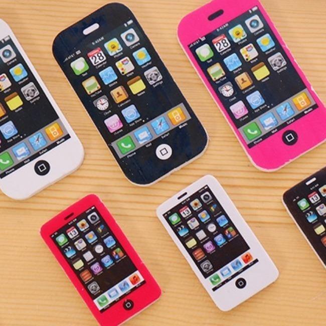 پاک کن طرح آیفون Iphone eraser   Iphone eraser