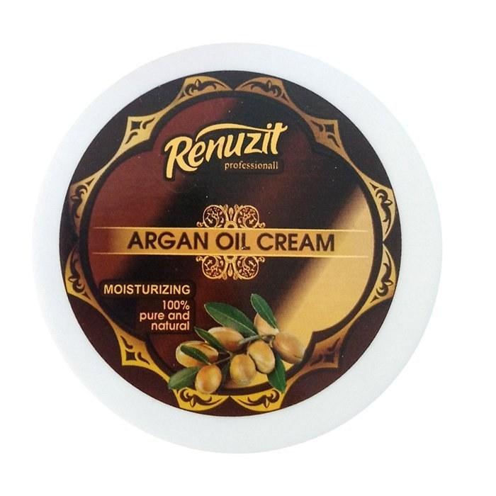 کرم مرطوب کننده رینوزیت مدل ARGAN OIL حجم 200 میلی لیتر