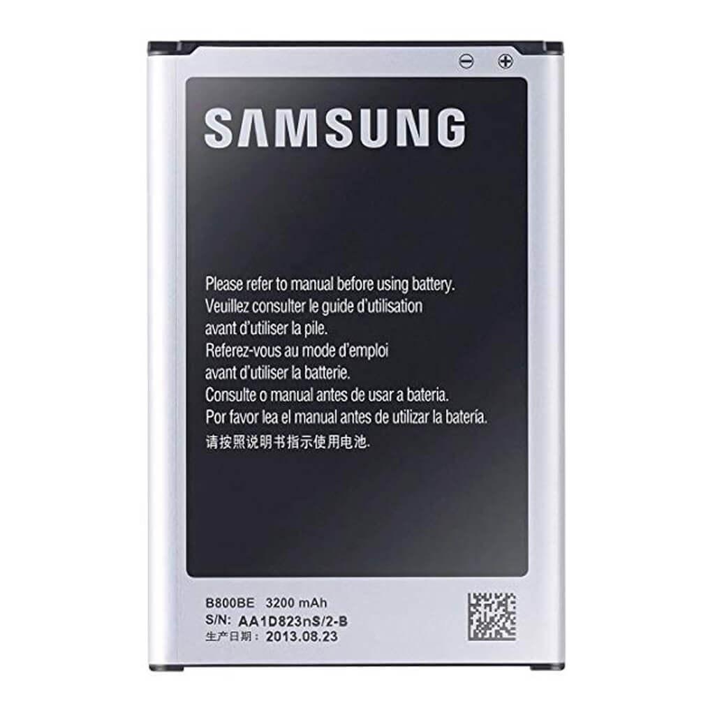 تصویر باتری گوشی سامسونگ گلکسی Note 3 N9005 Battery phone Samsung Galaxy Note 3 original with capacity 3200 mA