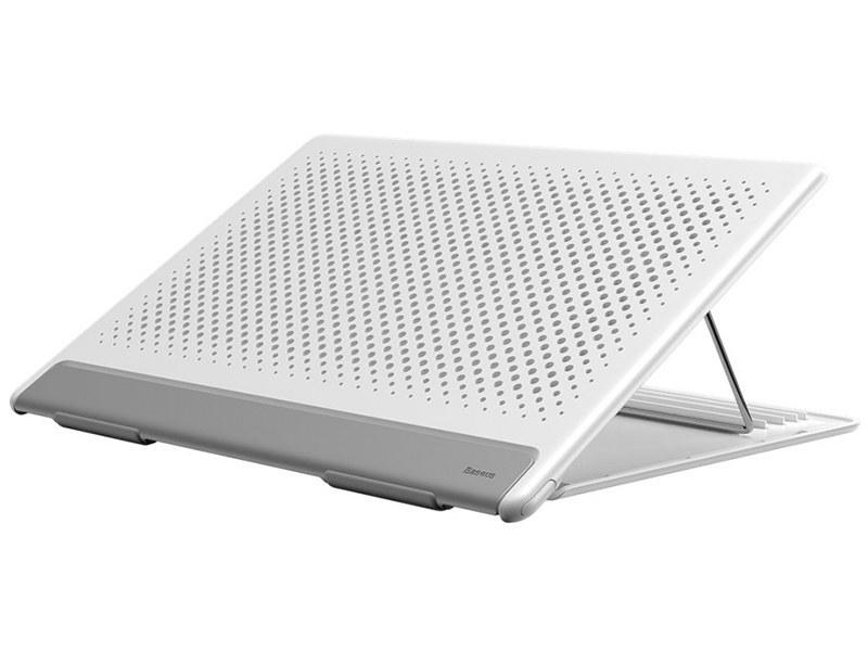 تصویر استند و خنک کننده لپ تاپ بیسوس مدل Mesh Portable Laptop Stand SUDD-2G
