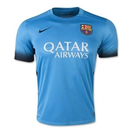 پیراهن سوم بارسلونا Barcelona 2015-16 third jersey