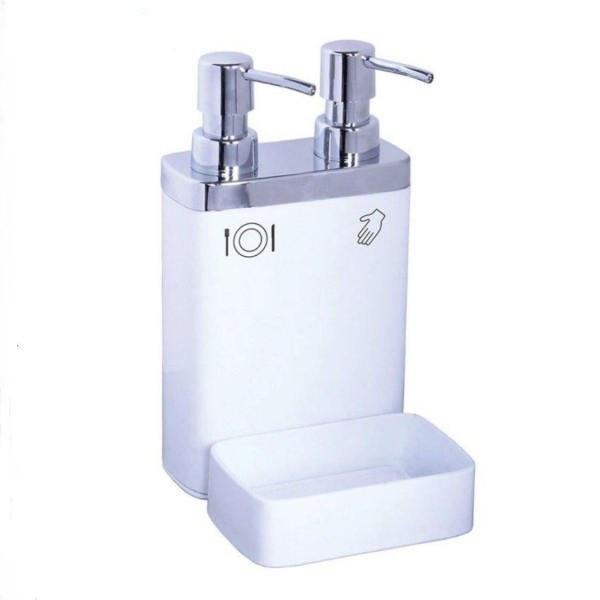 تصویر پمپ مایع ظرفشویی اطلس مدل شقایق