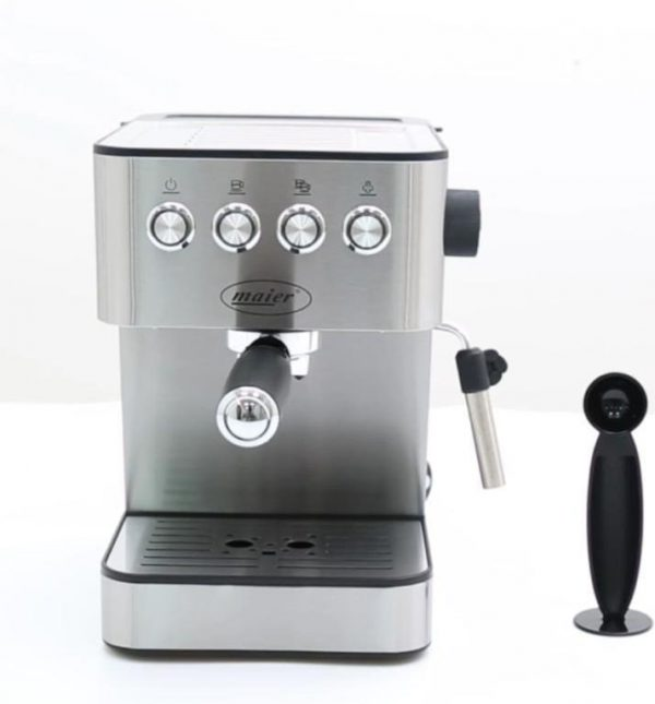 عکس اسپرسو ساز مایر 850 وات MR-150 MAIER MR-150 MAIER Espresso Maker 850w اسپرسو-ساز-مایر-850-وات-mr-150-maier