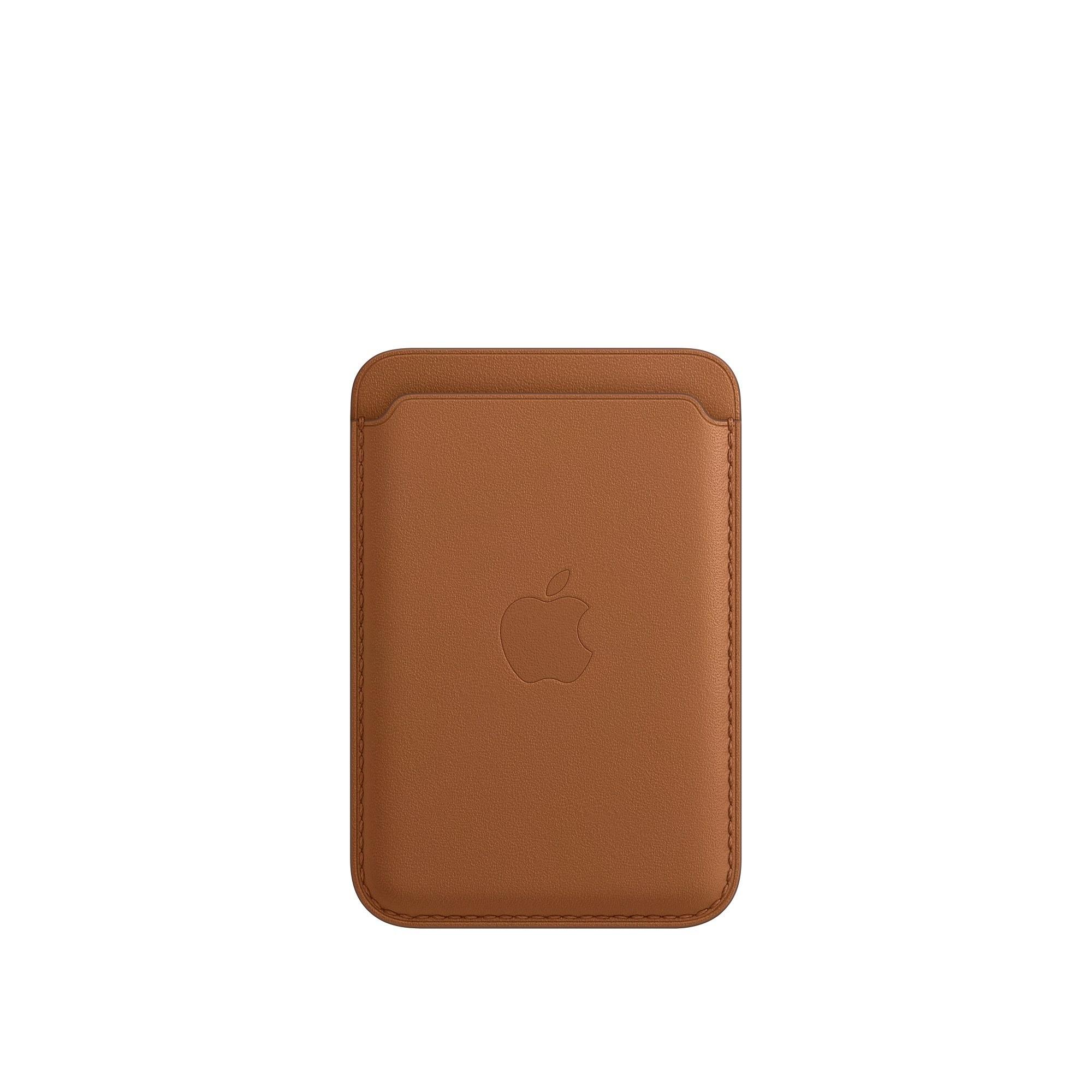 تصویر جاکارتی مگ سیف اپل Leather wallet magsafe