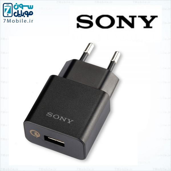 تصویر آداپتور شارژر اصلی سونی فست Sony Quick Charger Sony Quick charger adapter