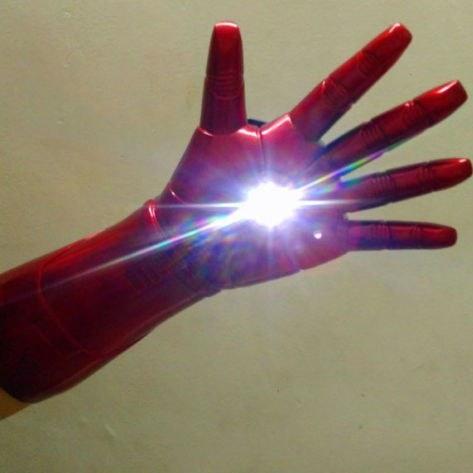 اسباب بازی دستکش Iron Man ساخت Zc Toys مدل 25866 |