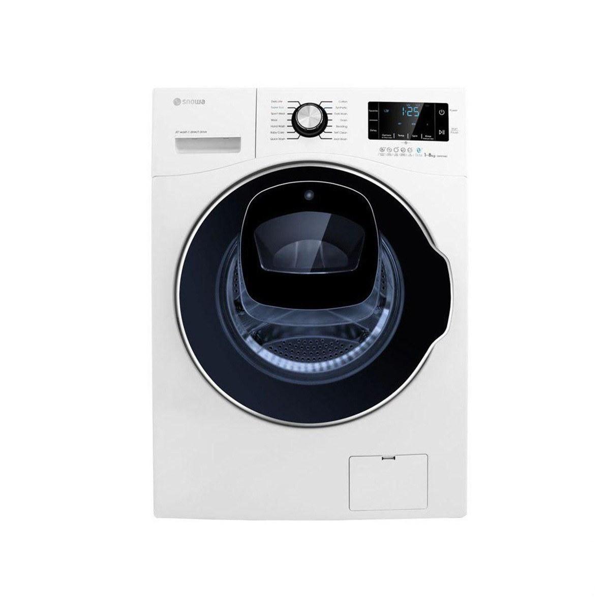 عکس ماشین لباسشویی8 کیلویی اسنوا سری Wash In Wash مدل SWM-842 snowa Wash In Wash SWM-842 ماشین-لباسشویی-8-کیلویی-اسنوا-سری-wash-in-wash-مدل-swm-842